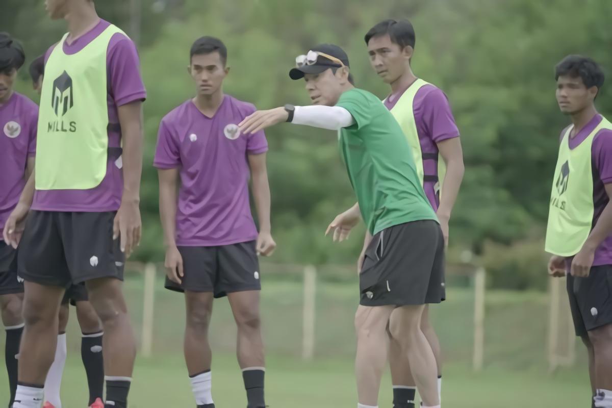 Intensitas Latihan Timnas Indonesia U-19 Tetap Tinggi