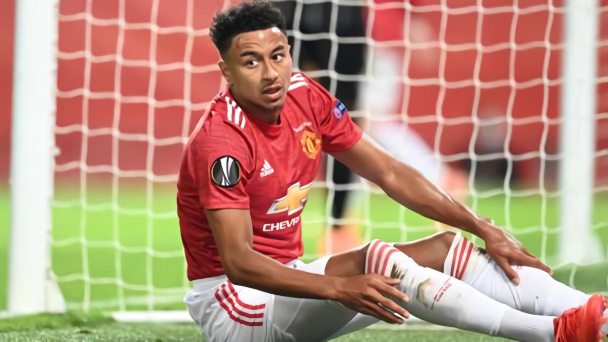 Porto Mau Datangkan Gelandang Manchester United Jesse Lingard