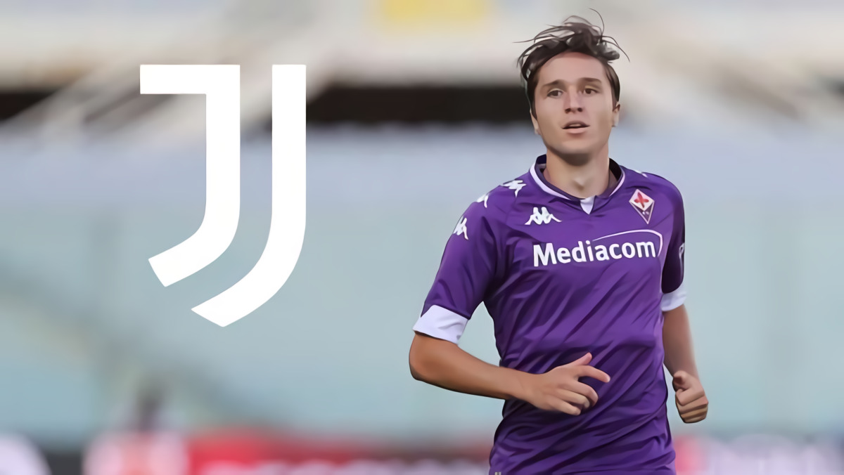 RESMI: Juventus Pinjam Federico Chiesa Dari Fiorentina