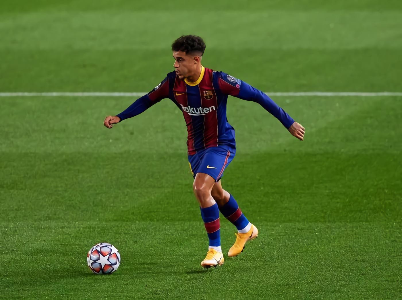 Coutinho Alami Cedera Hamstring Jelang Juventus Vs Barcelona