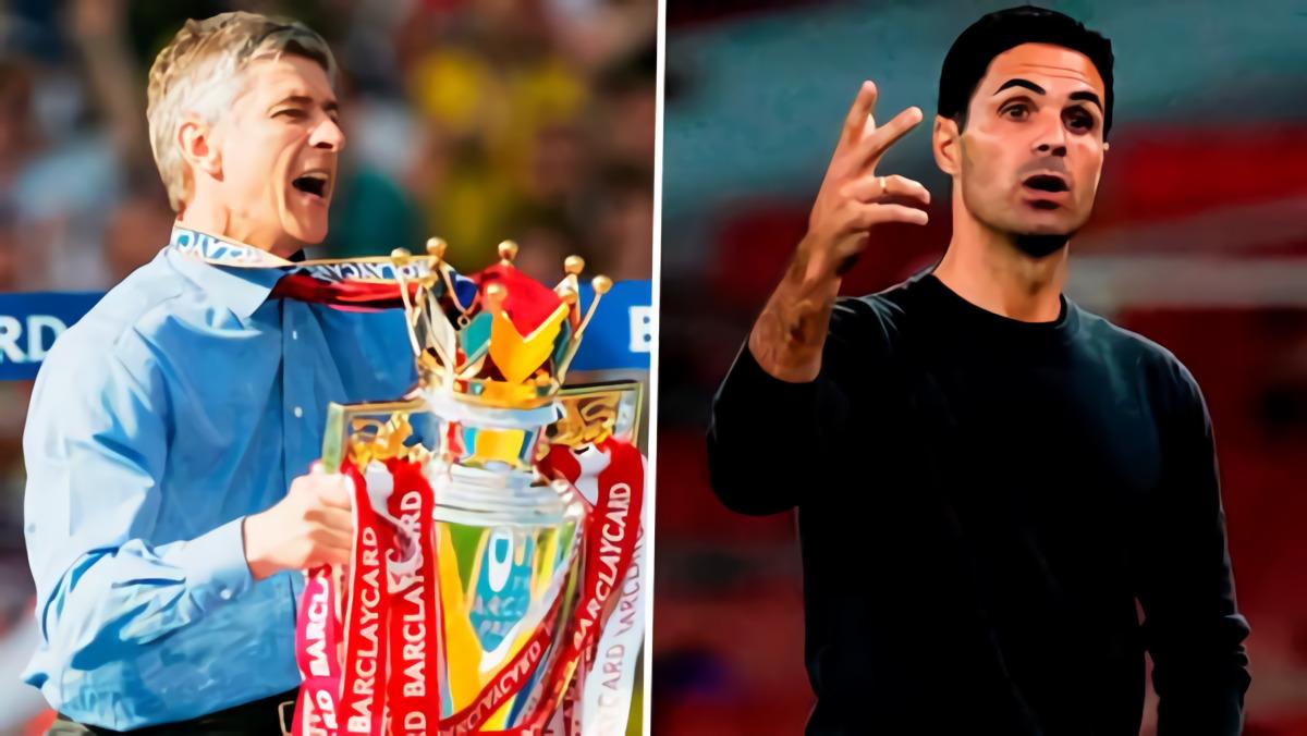 Mikel Arteta Undang Arsene Wenger Bekerja Kembali Di Arsenal