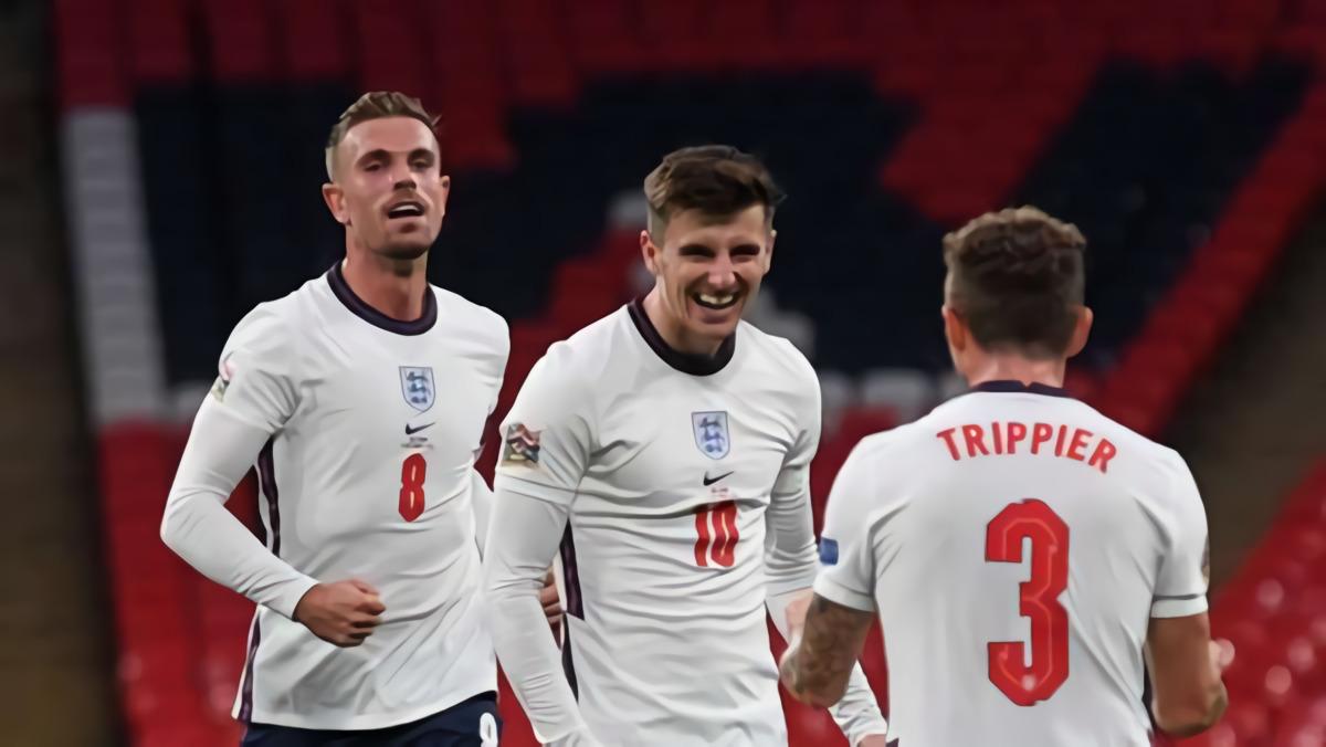 Barisan Muda Inggris Bekuk Belgia 2-1