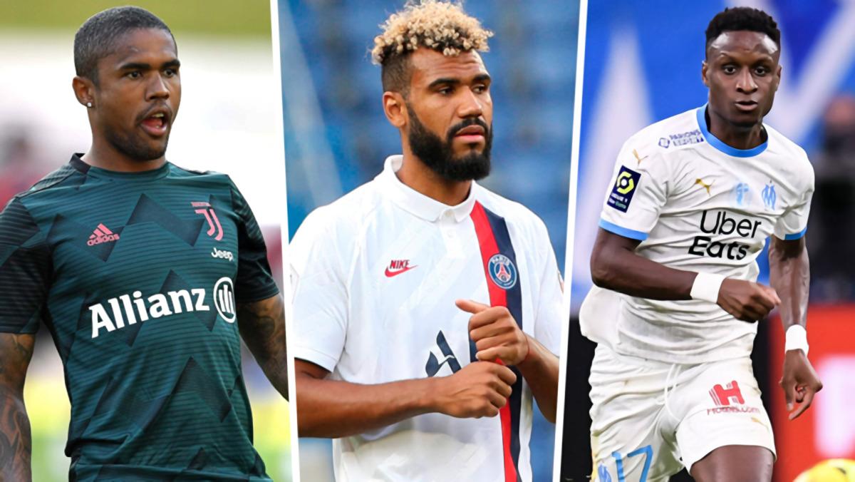 RESMI: Bayern Munich Boyong Douglas Costa, Eric Maxim Choupo-Moting & Bouna Sarr