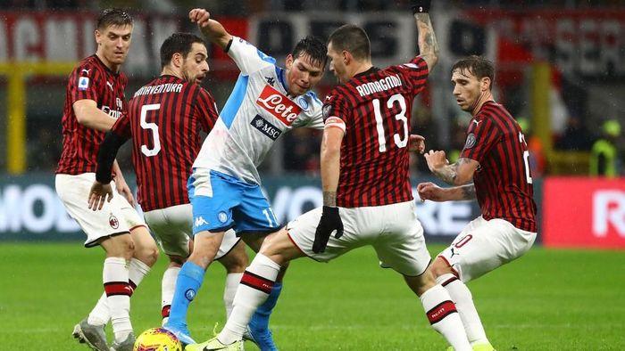Abbiati Sebut Milan dan Napoli Kandidat Kuat Peraih Scudetto