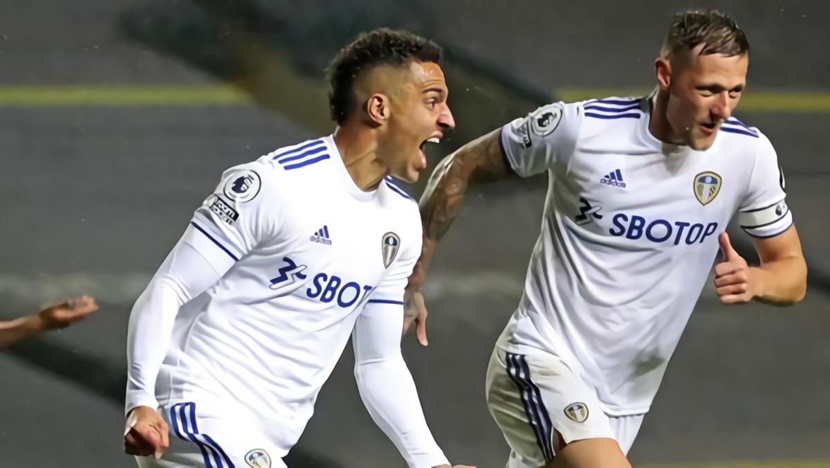 Leeds United Imbangi Manchester City 1-1