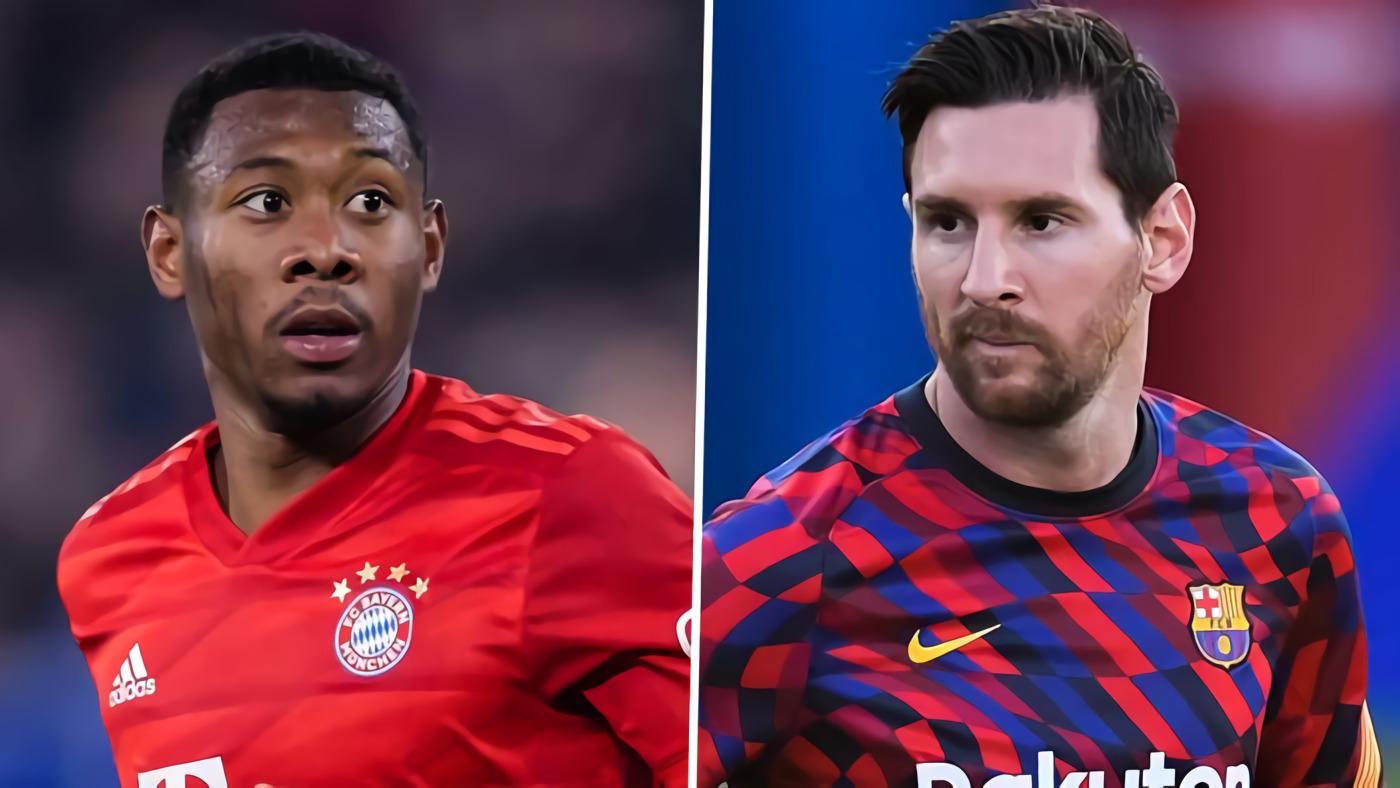 Keinginan Alaba Main Dengan Messi Di Barcelona Dimengerti, Tapi…