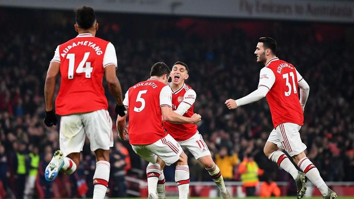 Arsenal Ingin Premier League 2019/2020 Dituntaskan