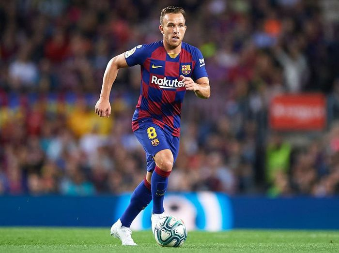 Juventus dan Barcelona Dilaporkan Sepakati Nilai Transfer Arthur