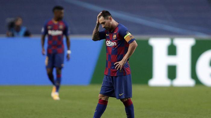 'Sulit Membayangkan Barcelona Tanpa Lionel Messi'
