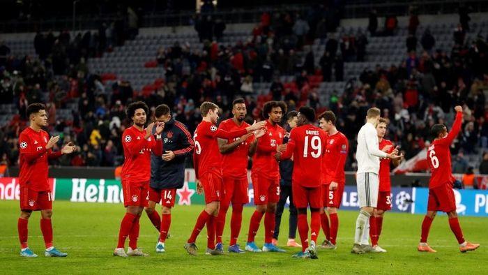 Bayern Kembali Berlatih Saat Wabah Virus Corona Belum Mereda