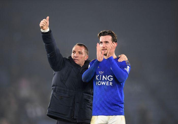 Ben Chilwell Makin Dekat ke Chelsea