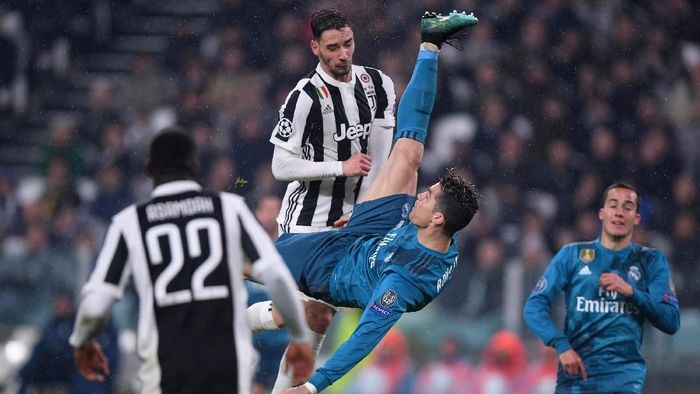 On This Day: Gol Salto yang Bawa Ronaldo ke Juventus