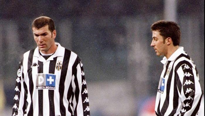 Del Piero: Zidane Pesepakbola Sejati yang Rendah Hati