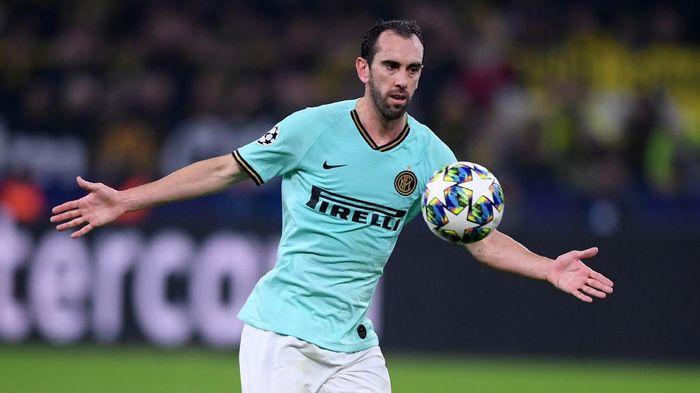 Diego Godin Tinggalkan Inter Milan di Akhir Musim?
