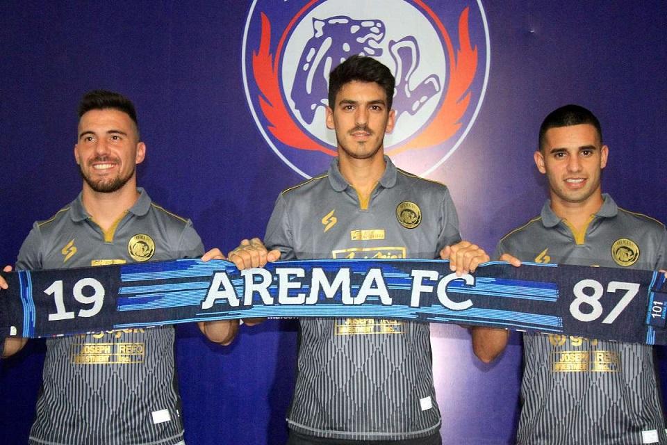 Arema FC Terancam Kehilangan Pemain Asing Lagi