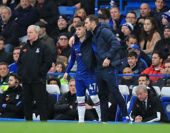 Frank Lampard Sangat Percaya dengan Anak-anak Muda Chelsea