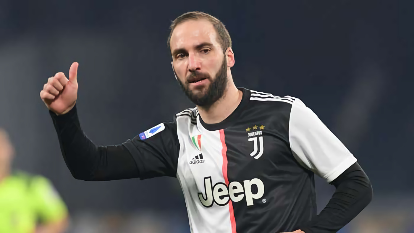 Agen: Gonzalo Higuain Tinggalkan Juventus & Italia