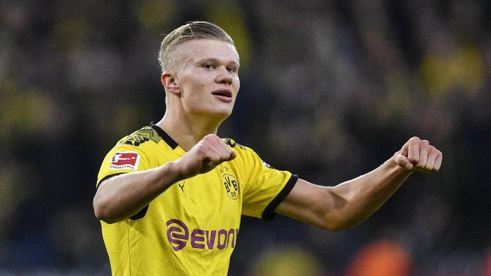 Sejak Awal Haaland Sudah Feeling Bakal Cocok dengan Dortmund