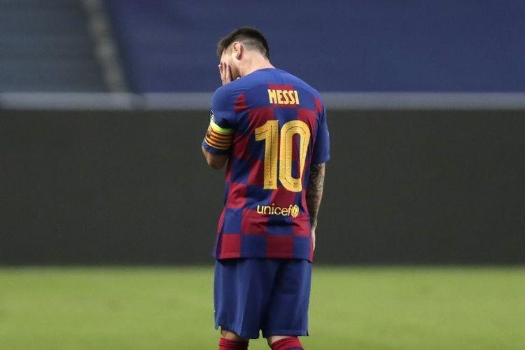 Jorge Valdano Minta Barcelona Terima Keputusan Lionel Messi Hengkang