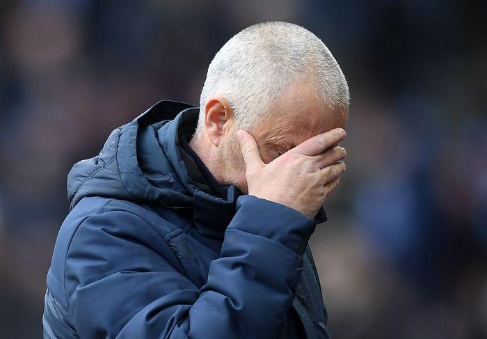 Kesalahan Jose Mourinho di Tottenham Hotspur