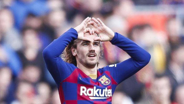 Barcelona Incar Lautaro Martinez, Inter Minta Griezmann?