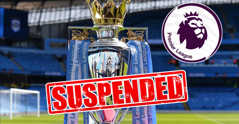 RESMI: Liga Inggris Dihentikan dan Semua Kompetisi SepakBola di Dunia
