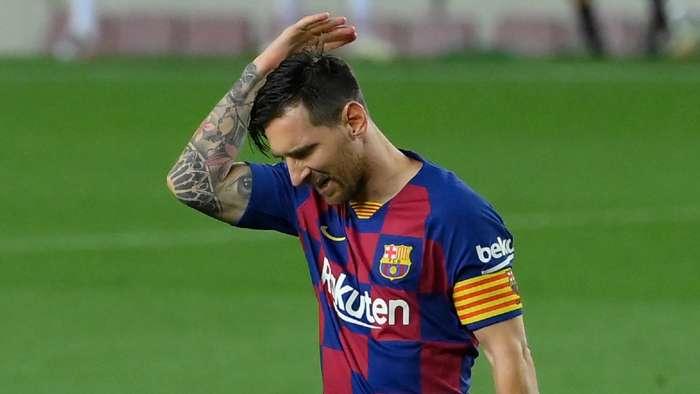 Lionel Messi Vs Barcelona = Gratis Vs €700 Juta