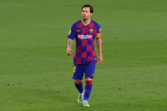 Messi Dikabarkan Mau Pergi, Setien Merespons Begini
