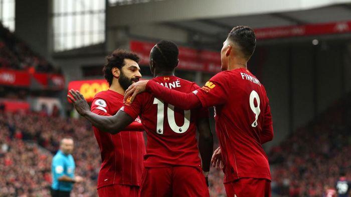 Liverpool Kini Bisa Kunci Gelar Juara Liga Tanpa Main
