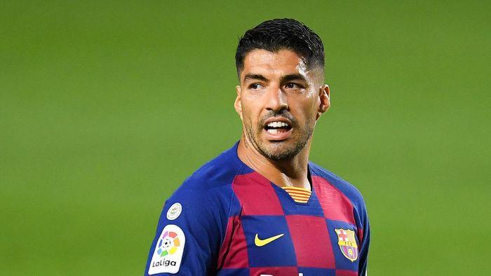Rumor Transfer: Ajax Ingin Bawa Pulang Luis Suarez