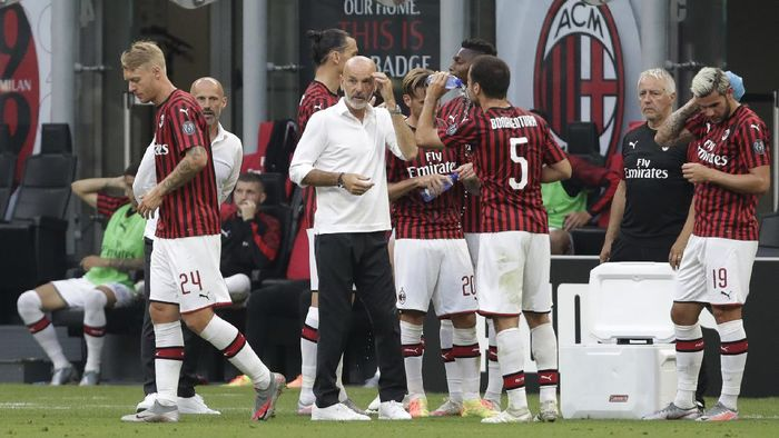 Maldini: Pioli Sosok Tepat untuk Pimpin Milan