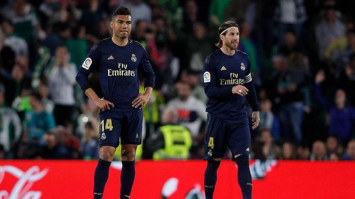 Kalah Lawan Real Betis, Ramos: Madrid Lagi Buruk Banget