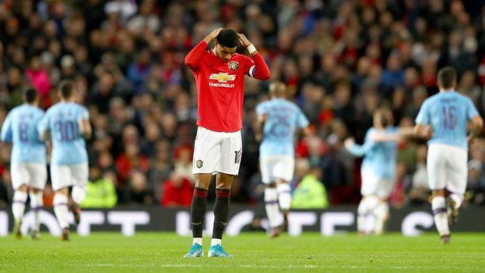 Rashford Prihatin Man City Dilarang Tampil di Kompetisi Eropa