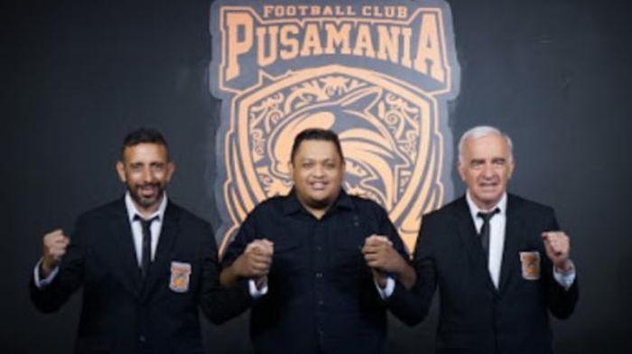 Mario Gomez Pilih Borneo FC Bukan karena Uang
