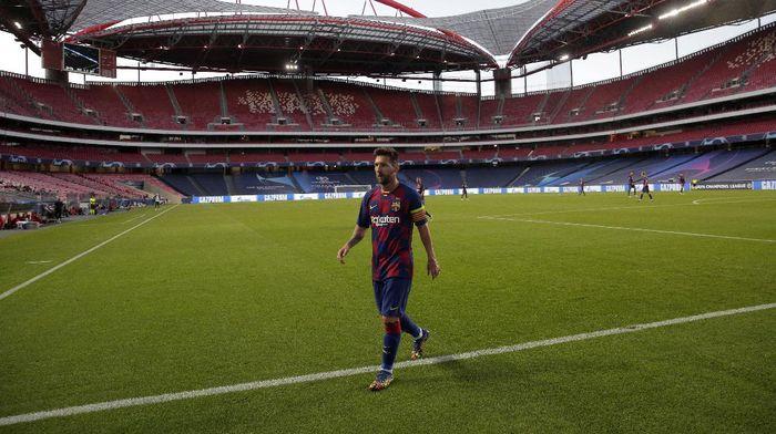 Jika Pindah ke Man City, Messi Bakal Dibayar Rp 13 Triliun?