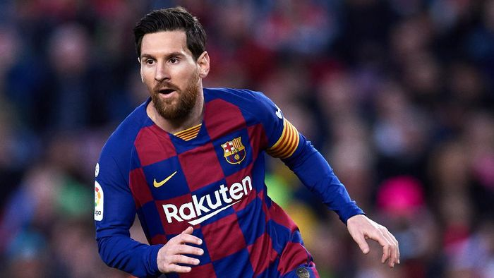 Rivaldo: Messi Takkan Pindah