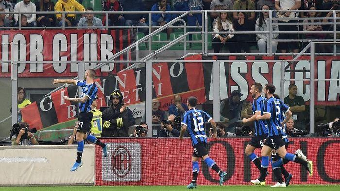 Nyumbang Lagi, Inter Milan Bagikan Satu Juta Masker