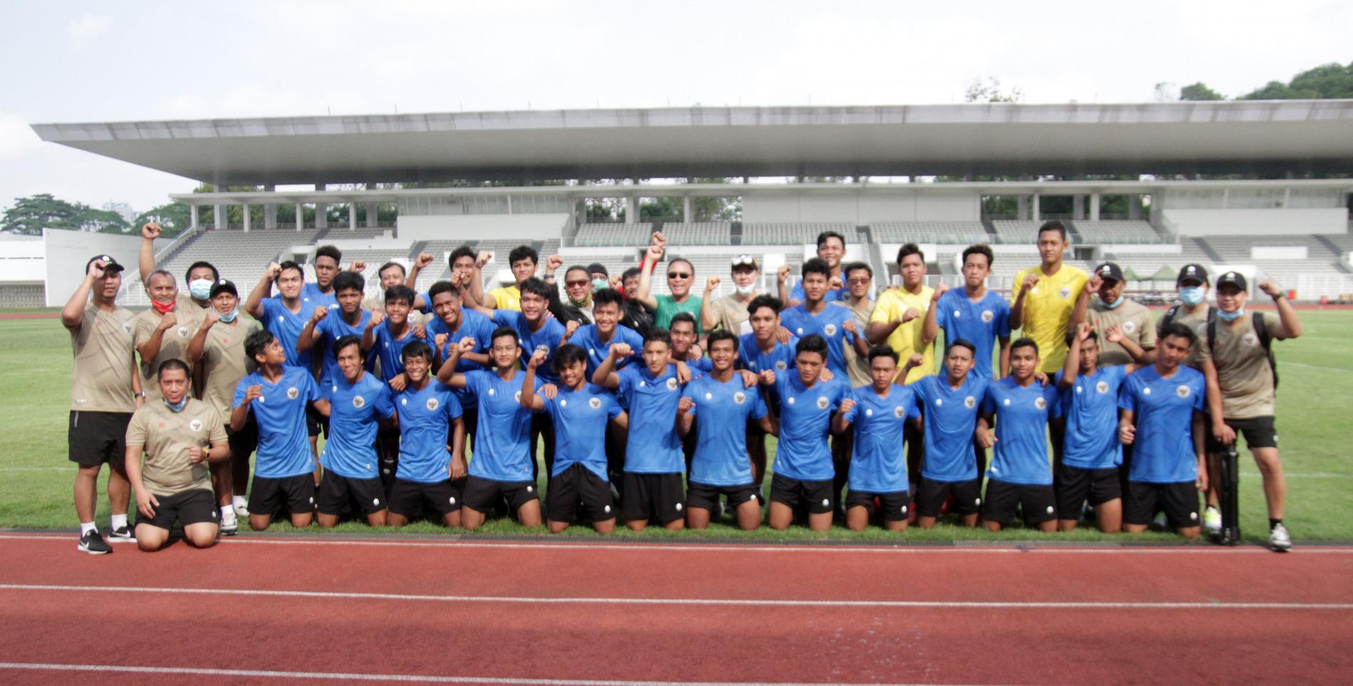Timnas Indonesia U-19 Berangkat ke Kroasia Besok