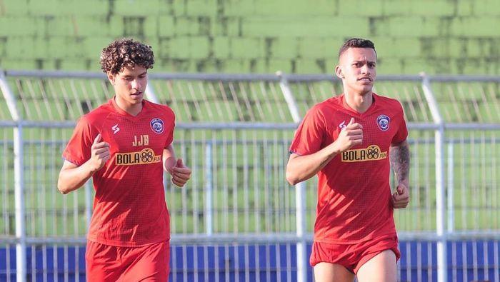 Arema FC: Dua Pemain Brasil Baru Bukan Cuma Buat Piala Dunia U-20
