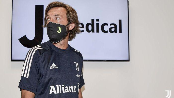 Pirlo Ingin Kembalikan Antusiasme di Juventus