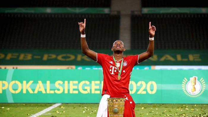 Leroy Sane: Jangan Tinggalkan Bayern, Alaba
