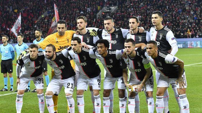 'Tahu Musim Takkan Lanjut, Pemain Juventus Mau Dipotong Gaji'