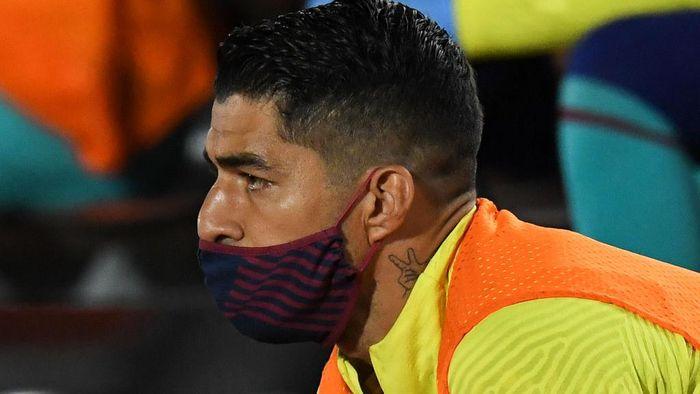 Terancam Dijual Barcelona, Ini Respons Luis Suarez