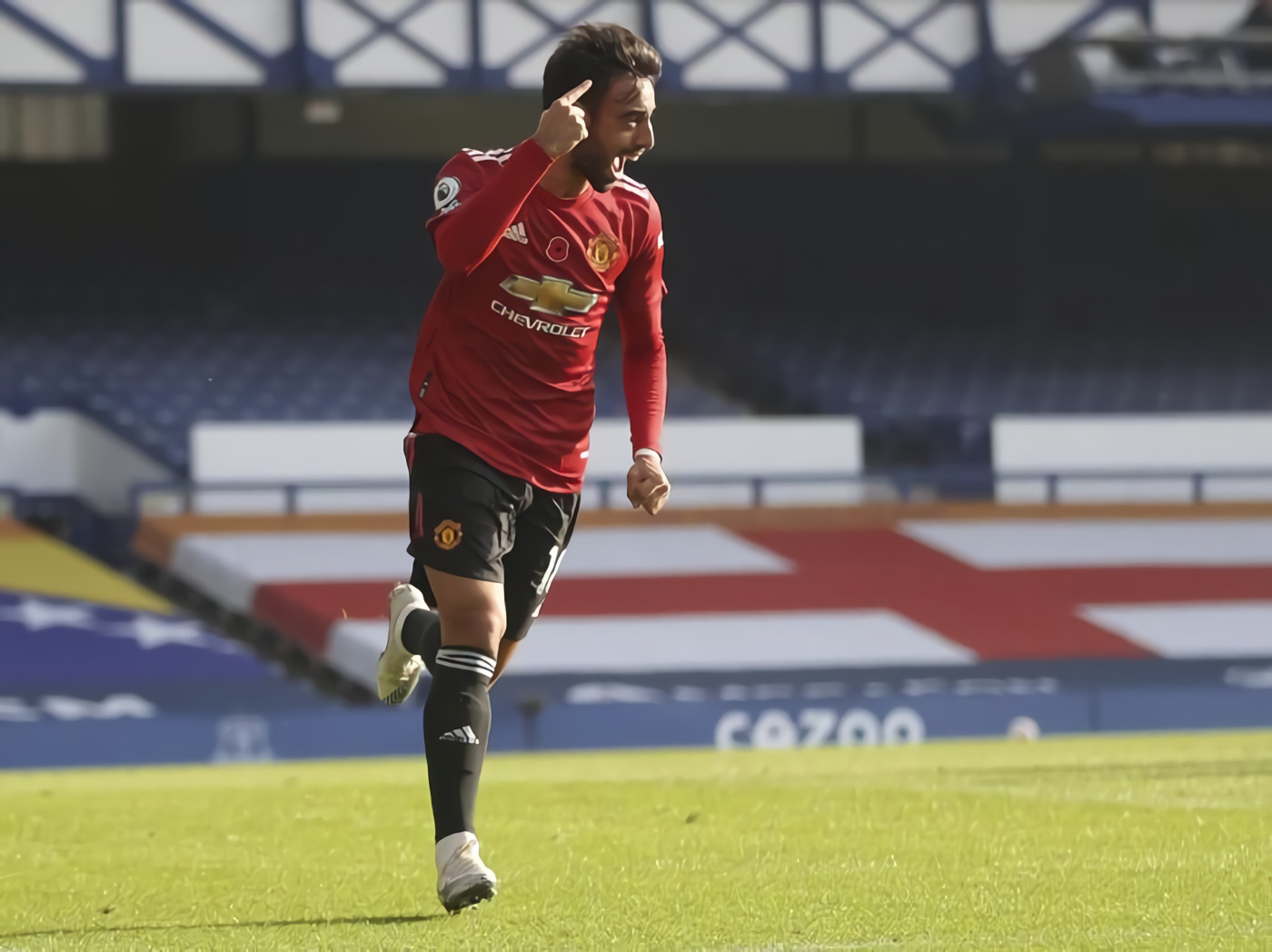 Bruno Fernandes Terinspirasi Legenda Man United Ini