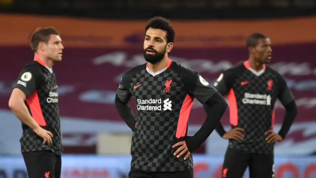 Seperti Tim Amatir! Kekalahan Liverpool Dari Aston Villa Sangat Mengkhawatirkan