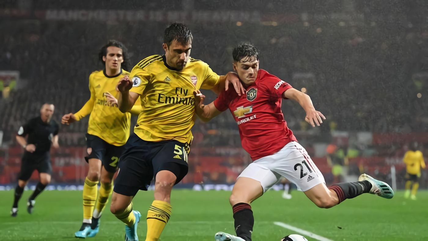 MU vs Arsenal: The Gunners Memble Betul di Kandang Big Six