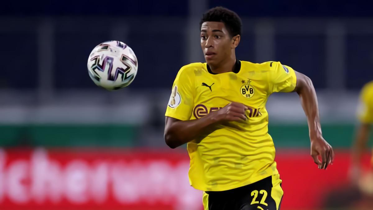 Borussia Dortmund Pesta Gol, Jude Bellingham Catat Rekor