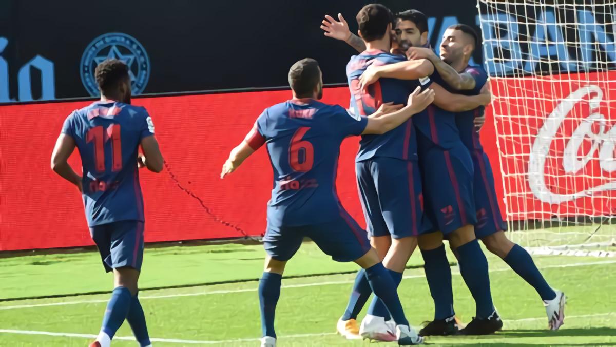 Laporan Pertandingan: Celta Vigo 0-2 Atletico Madrid