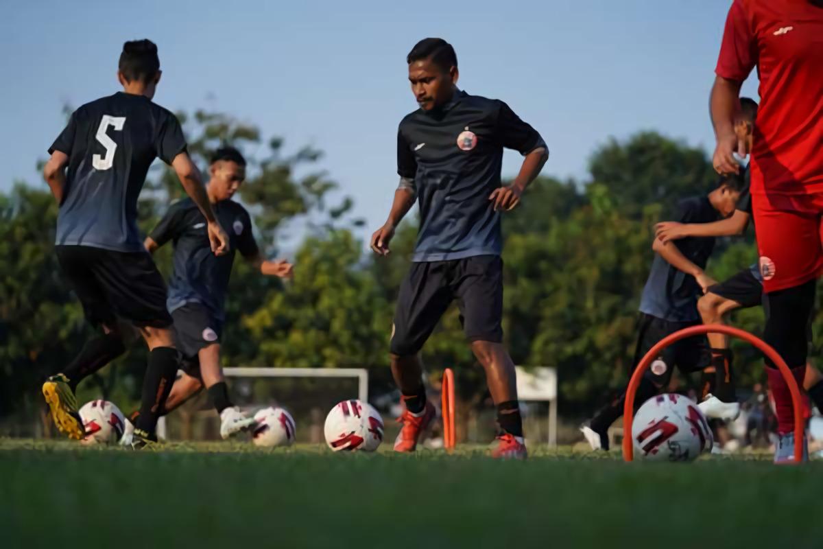 Jakarta PSBB, Persija Jakarta Pindah Latihan Ke Depok