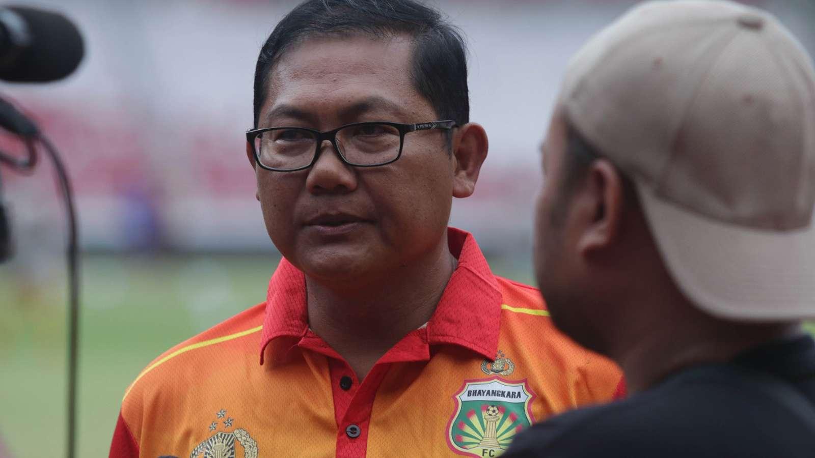 Bhayangkara FC Sarankan Liga 1 Berakhir
